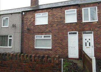 Thumbnail 2 bed terraced house to rent in Richardson Street, Ashington