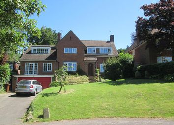 Thumbnail 4 bed detached house to rent in Priory Close, Royston