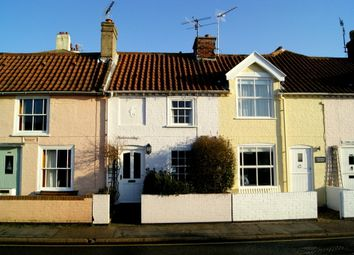Thumbnail 2 bed cottage for sale in High Street, Aldeburgh