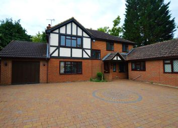 Thumbnail 4 bed detached house to rent in Magnolia Gardens, Slough