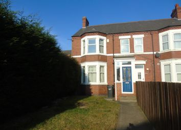 Thumbnail 3 bed semi-detached house for sale in South View, Ashington