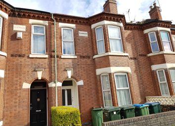 6 bed terraced house for sale in Regent Street, Earlsdon, Coventry CV1