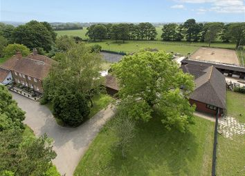 Thumbnail 13 bed equestrian property for sale in Alkham, Dover