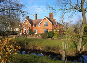 Thumbnail 4 bedroom property for sale in Finchingfield Road, Hempstead, Saffron Walden