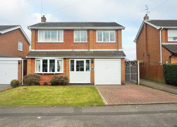 Thumbnail 4 bed detached house for sale in Neville Road, Calverton