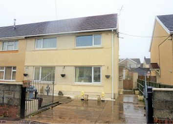 Thumbnail 4 bed semi-detached house for sale in Maes Y Dre, Neath