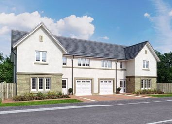 "Thumbnail 4 bed semi-detached house for sale in ""Barrie"" at Penicuik Road, Roslin"