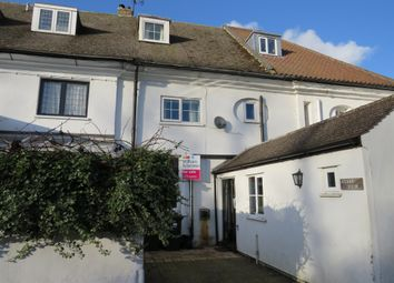 Thumbnail 3 bed town house for sale in Cheveley Park, Cheveley, Newmarket