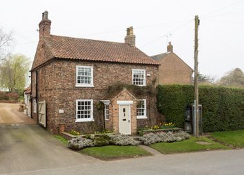 Thumbnail 4 bed detached house for sale in West End, Main Street, Little Ouseburn, York