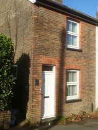 Thumbnail 2 bed end terrace house to rent in Church Lane, Bletchingley