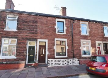 Thumbnail 2 bed terraced house for sale in Clementina Terrace, Currock, Carlisle, Cumbria