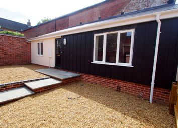 Thumbnail 1 bedroom terraced bungalow to rent in Chandlers Hill, Wymondham