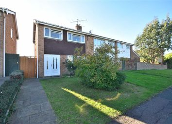 Thumbnail 3 bed semi-detached house for sale in Grebe Close, Abbeydale, Gloucester