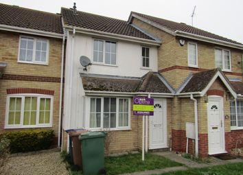 Thumbnail 2 bed terraced house to rent in Mayfly Close, Chatteris
