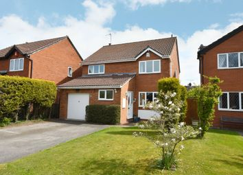 Thumbnail 4 bed detached house for sale in Harvington Drive, Shirley, Solihull