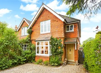 Thumbnail 4 bed semi-detached house for sale in Glebe Lane, Abinger Common, Dorking, Surrey
