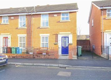 Thumbnail 3 bedroom semi-detached house for sale in Heron Street, Manchester
