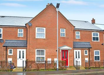 3 bed terraced house for sale in Harvest Way, Harleston IP20