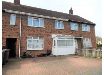 Thumbnail 4 bedroom terraced house for sale in Lansbury Crescent, Dartford