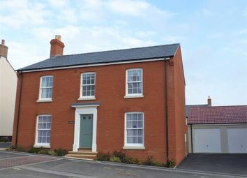 Thumbnail 4 bed detached house to rent in Lilly Lane, Weymouth, Dorset