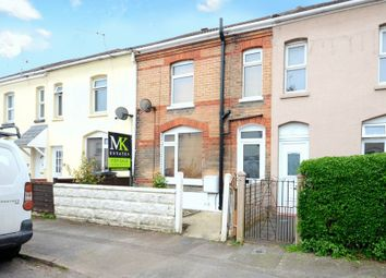 Thumbnail 3 bedroom terraced house for sale in Garfield Avenue, Bournemouth