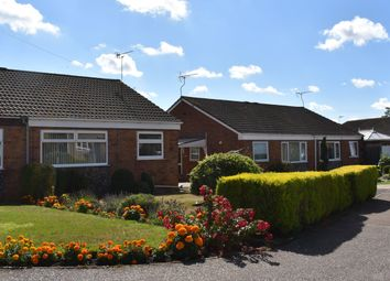 Thumbnail 2 bed semi-detached bungalow for sale in Groomes Close, Hopton, Great Yarmouth