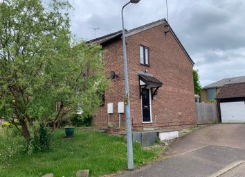 Thumbnail 2 bed semi-detached house for sale in Old Rope Walk, Haverhill, Suffolk