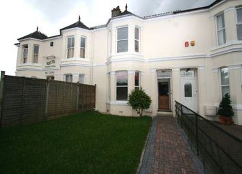 Thumbnail 2 bed end terrace house to rent in Crownhill Road, Crownhill, Plymouth