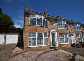 Beechwood Crescent, Eastbourne BN20. 3 bed semi-detached house