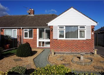 Thumbnail 2 bed bungalow for sale in Brenchley Close, Fareham