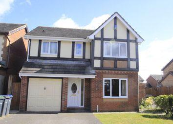 Thumbnail 4 bed detached house to rent in Wilman Way, Salisbury