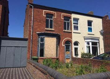 Thumbnail 3 bed semi-detached house for sale in 22 Cemetery Road, Southport, Merseyside
