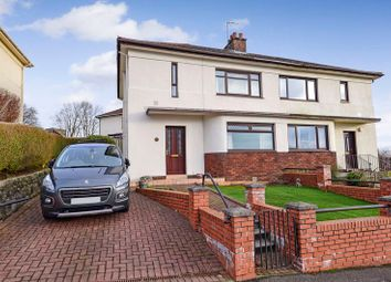 Thumbnail 3 bed semi-detached house for sale in Corrie Brae, Kilsyth, Glasgow