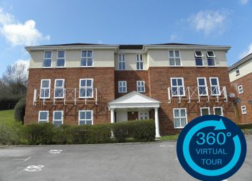 Thumbnail 1 bed flat to rent in Whitycombe Way, Exeter