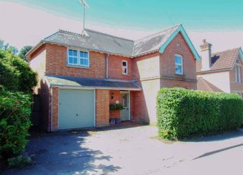 Thumbnail 4 bed detached house to rent in Upper Broadmoor Road, Crowthorne, Berkshire