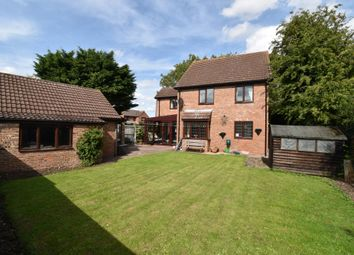 Thumbnail 4 bed detached house for sale in Stewton Lane, Louth