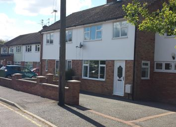 Thumbnail 3 bedroom terraced house to rent in Hawthorn Close, Takeley, Bishop's Stortford