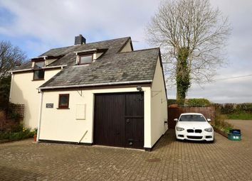 Thumbnail 3 bed detached house for sale in Greenawell Close, North Bovey, Newton Abbot, Devon