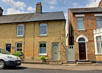 Thumbnail 2 bed end terrace house for sale in Ermine Street, Caxton, Cambridge