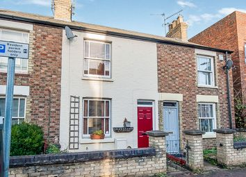 Thumbnail 2 bedroom terraced house for sale in Alma Road, Peterborough