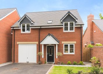 Thumbnail 4 bedroom detached house for sale in The Grange, Hook Norton, Banbury