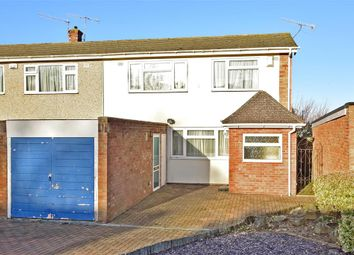 Thumbnail 3 bed end terrace house for sale in Cobham Chase, Faversham, Kent