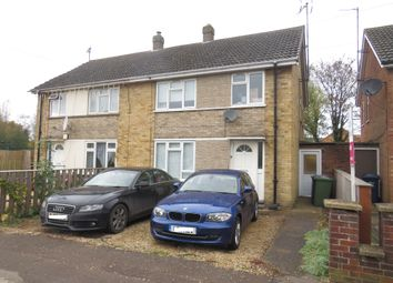 Thumbnail 3 bedroom semi-detached house for sale in Sefton Avenue, Wisbech