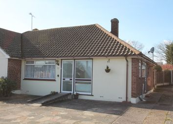 Thumbnail 2 bed semi-detached bungalow for sale in Oakhurst Drive, Wickford