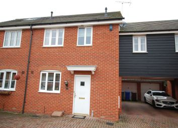 Thumbnail 3 bed semi-detached house for sale in Rutledge Close, Orsett, Grays