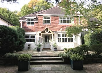 Thumbnail 4 bed detached house for sale in Blackheath Lane, Guildford