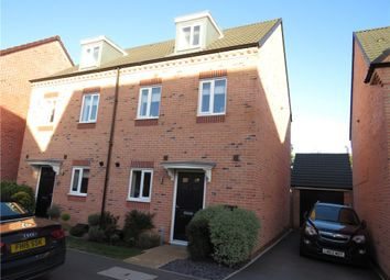Thumbnail 3 bed semi-detached house for sale in Merton Drive, Derby