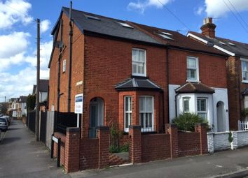 Thumbnail 4 bed semi-detached house for sale in Elmgrove Road, Weybridge, Surrey