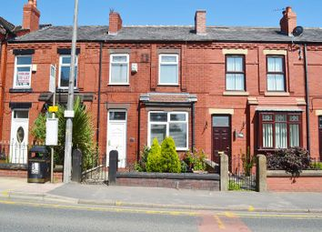 Thumbnail 3 bedroom terraced house to rent in Warrington Road, Abram