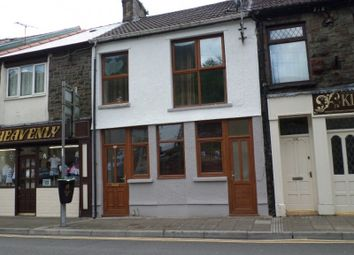 Thumbnail 3 bed flat for sale in Llewellyn Street -, Pentre